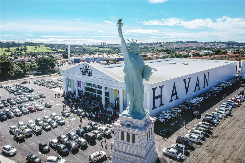 Com investimento de R$ 100 milhões, Havan quer construir mais 6 lojas este ano