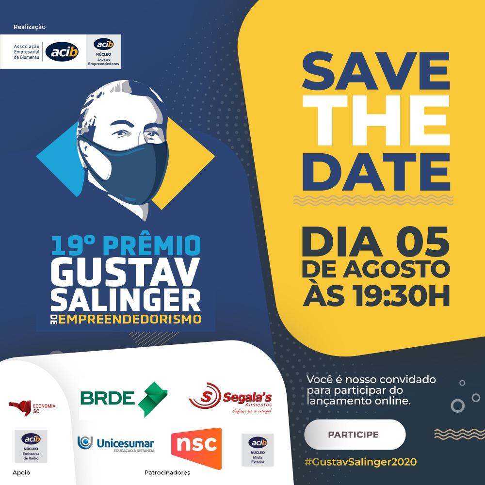 Gustav salinger
